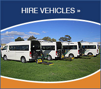 Accessible Hire Vehicles in Perth