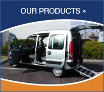 Our Accessible Transit Products